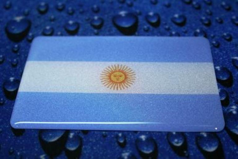 ARGENTINA FLAG l