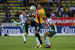 partido Morelia vs Veracruz en el torneo de Copa MX clausura 201