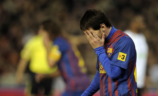 Barce-disappointment