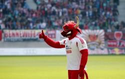 SOCCER - 3.Liga, RB Leipzig vs Darmstadt